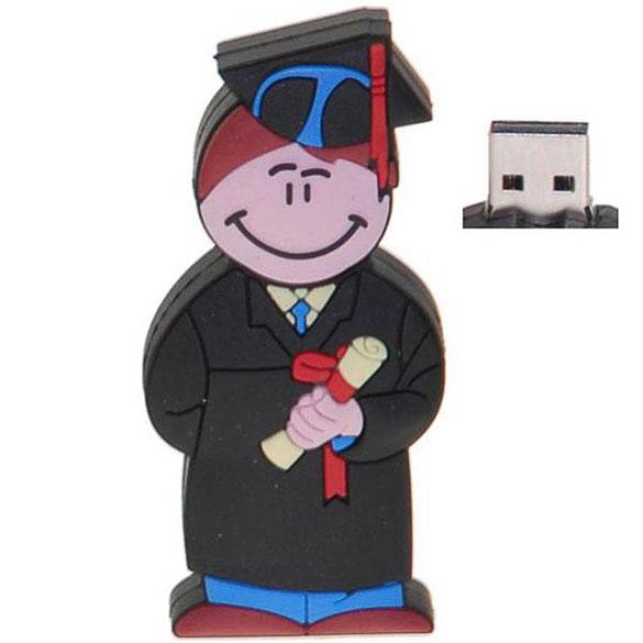 Memoria USB diplomado o graduado 8GB