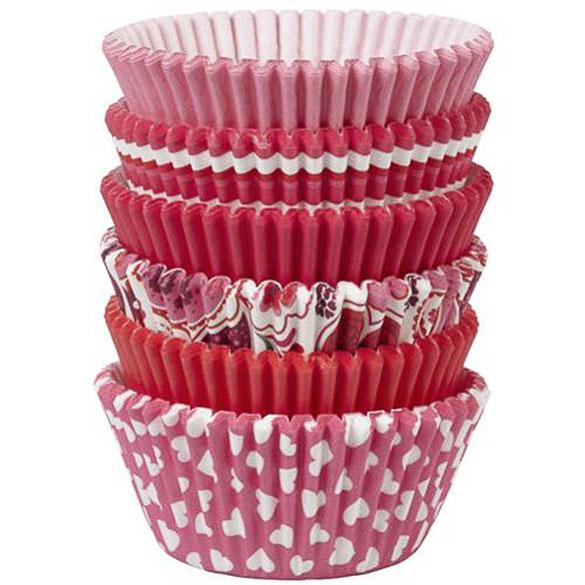 Cápsulas mini cupcakes Wilton, Pack 150 u.