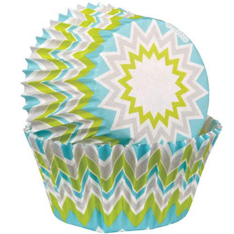 Cápsulas cupcakes Wilton, Pack 75 u.