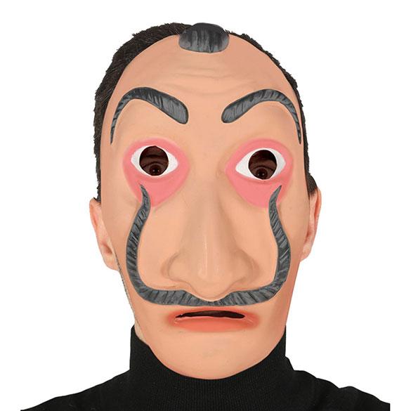 Careta Pintor Dalí (Casa de Papel)
