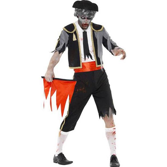 Disfraz torero Zombie