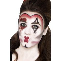Set de maquillaje Reina de Corazones
