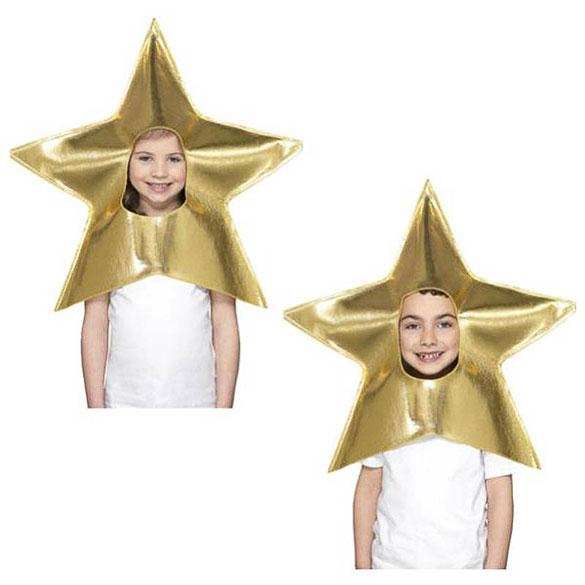 Sombrero infantil estrella