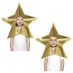 Sombrero infantil estrella - Ítem