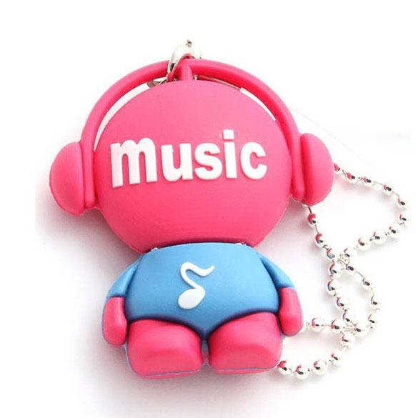 Memoria USB music 8GB