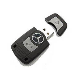 Memoria USB llave coche Mercedes 8GB