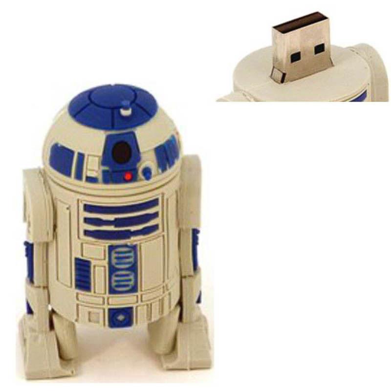 Memoria USB Robot R2D2