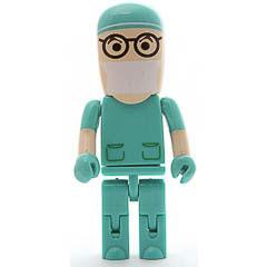 Memoria USB enfermero/médico cirujano 16GB
