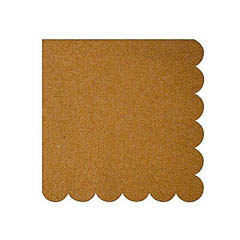 Servilletas color Craft 12,5 x 12,5 cm, Pack 20 u. - Ítem
