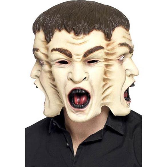 Máscara 3 caras