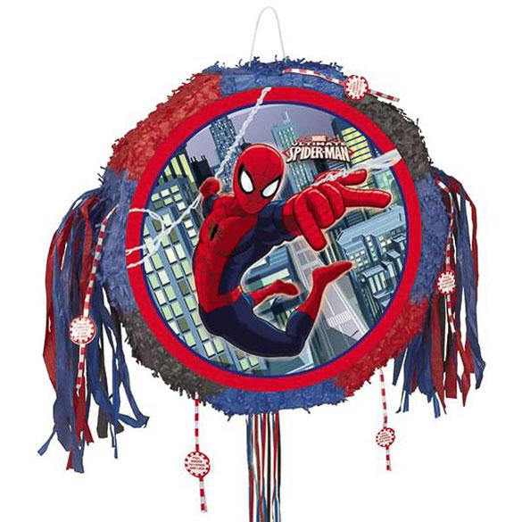 Piñata artesana Spiderman