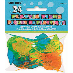 Pinchos decorativos, Pack 24 u. - Ítem