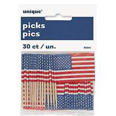 Pinchos decorativos, Pack 30 u.