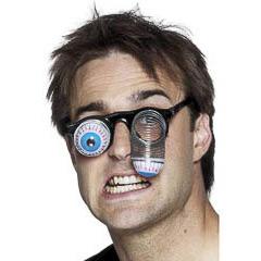 Gafas ojos desorbitados con muelle