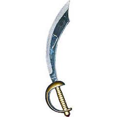 Set de pirata espada y parche
