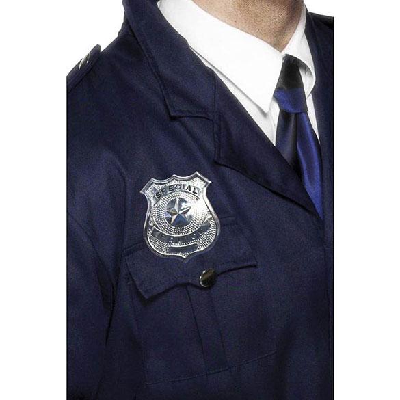 Placa Policial