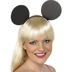 Diadema orejas de ratón