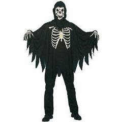 Disfraz esqueleto