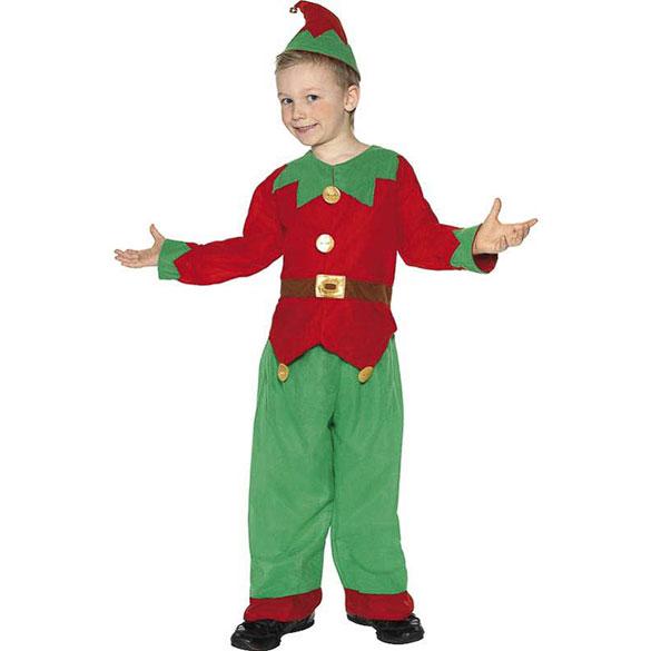 Disfraz elfo infantil