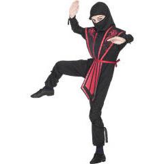 Disfraz ninja infantil