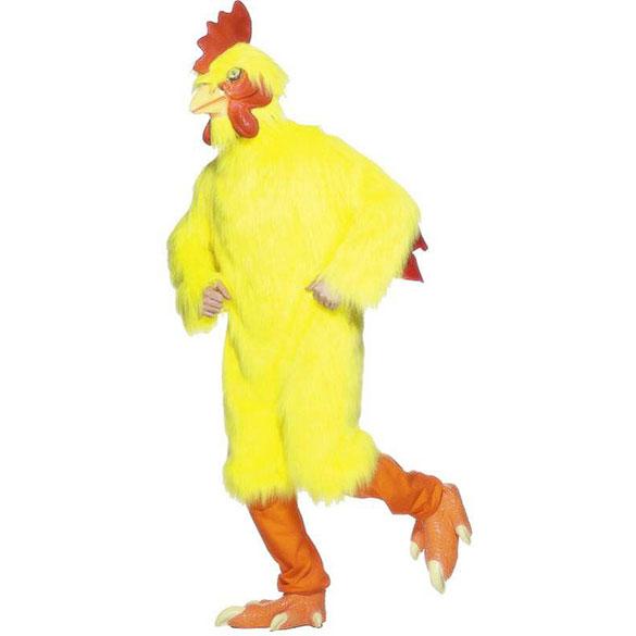 Disfraz pollo