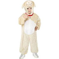 Disfraz oveja infantil