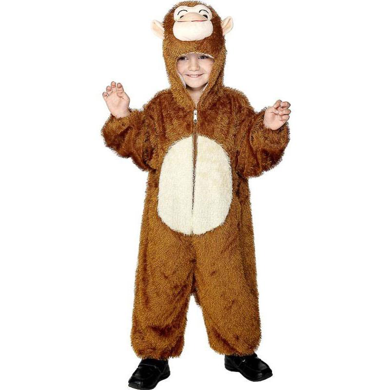 Disfraz mono infantil