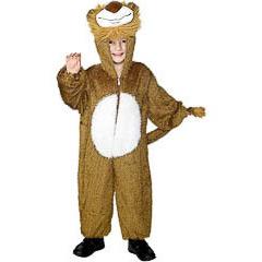 Disfraz león infantil