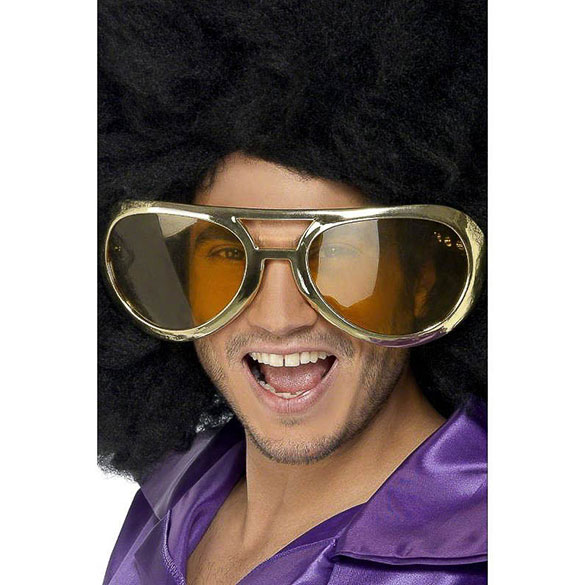 Gafas Elvis gigantes