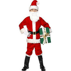 Disfraz Papá Noel infantil - Ítem