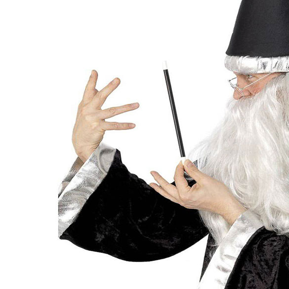 Varita mágica de mago