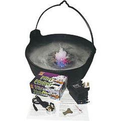 Máquina para hacer humo con luces de colores - Ítem
