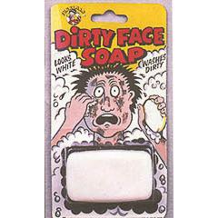 Jabón que mancha