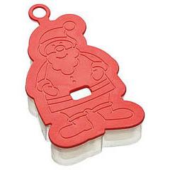 Cortador galletas Papá Noel Navidad