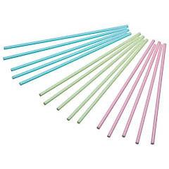 Palillos Lollypop 3 colores 15,00 cm, Pack 60 u.