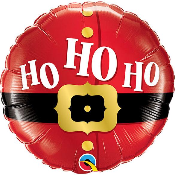 Globo Santa Claus o Papá Noel, Ho Ho Ho