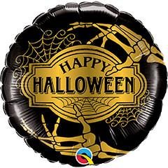 Globo Happy Halloween