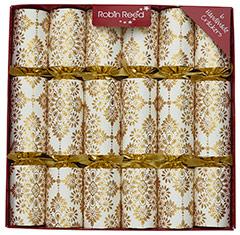 All That Glitters. Christmas Crackers. 30 cm, Pack 6 u.