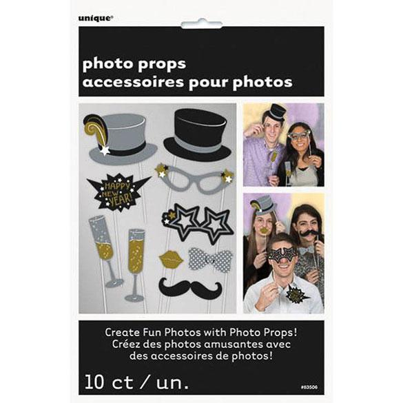 Año Nuevo, Accesorios Photocall