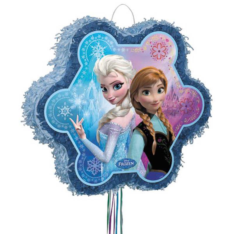 Piñata artesana Frozen