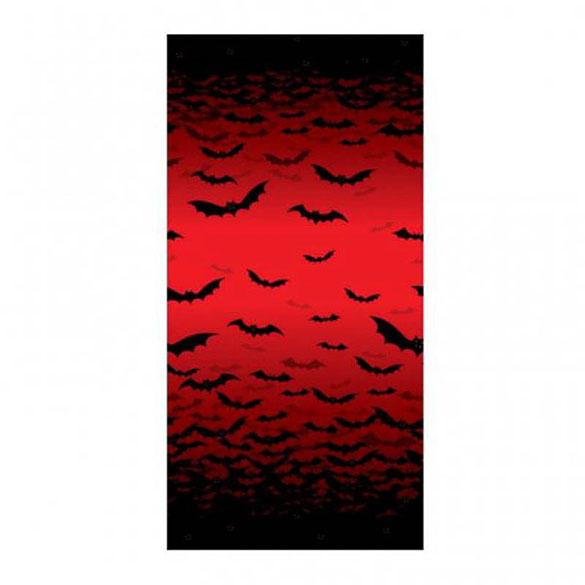 Fondo de pared Murciélagos. Decoración Halloween