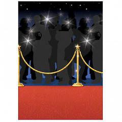 Fondo de Pared Noche. Decoración Hollywood