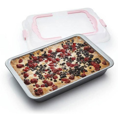 Molde para tarta antiadherente 36,50 x 25,00 cm