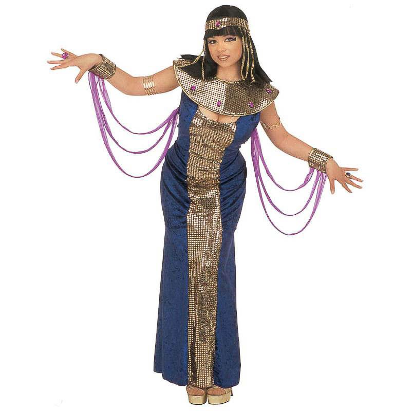 Disfraz Nefertiti