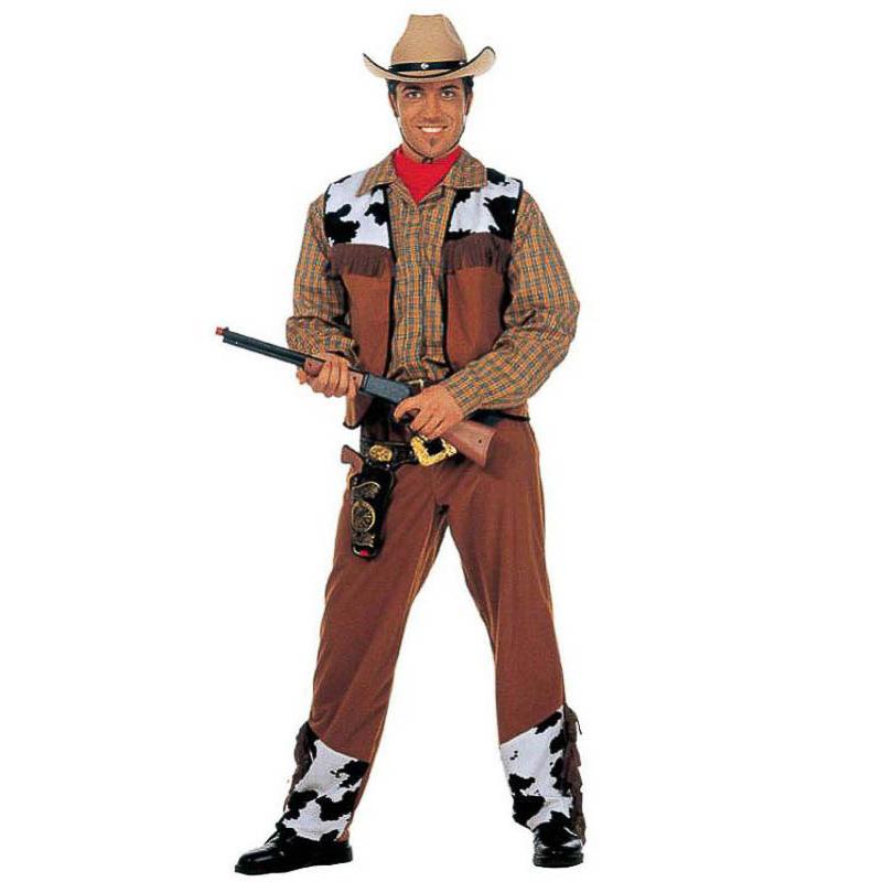 Disfraz vaquero, Cowboy