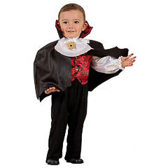 Disfraz Conde Drácula infantil