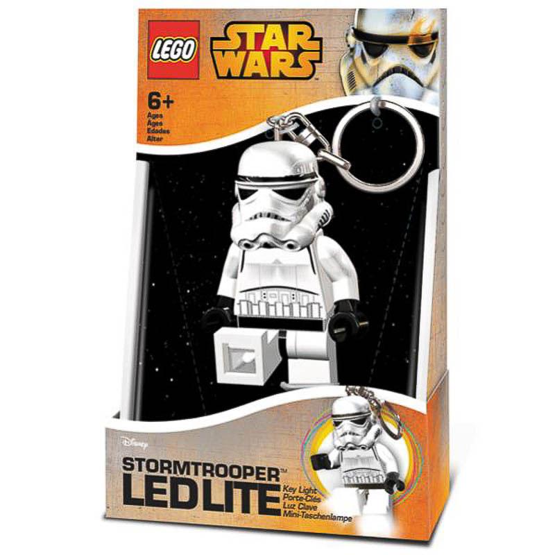 Llavero Star Wars - Stormtooper luz Led