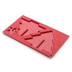 Molde silicona 1 abeto