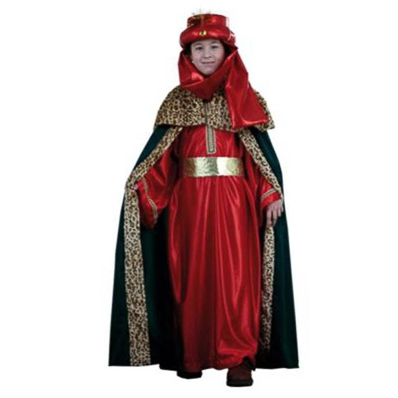 traje Rey Mago infantil