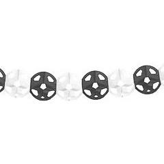 Guirnalda balón fútbol